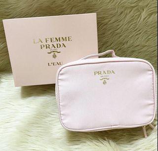 Prada Parfums Pouch