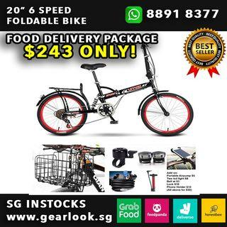 💥READY STOCKS💥 [1-3 Days Delivery] | Mountain Bike / Road Bike / Foldable Bike / Folding Bike | Mountain Bicycle / Road Bicycle / Foldable Bicycle / Folding Bicycle .💥BEST SELLING Foldie💥💥Whatsapp 88918377
