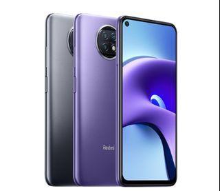 Redmi Note 9T 5G 4G/64G 晨曦紫、日暮黑