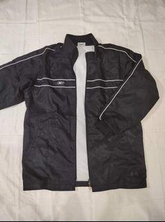 Reebok Original Classic Black Windbreaker / Jacket