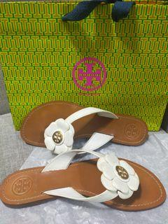 Tory Burch Slippers Size 6.5