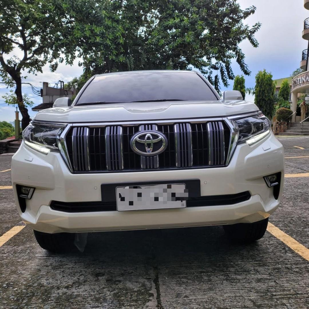 Toyota Land Cruiser Prado VX Auto