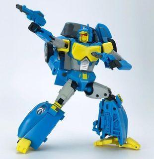 Transformers MB-12A Nite Walker