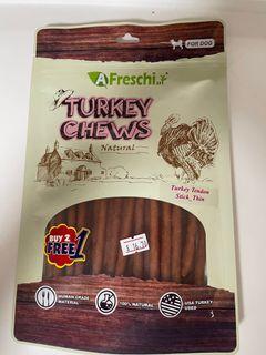 Turkey chews