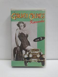 (VHS) Golden Oldies Karaoke