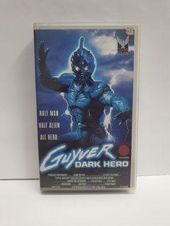 (VHS) Guyver Dark Hero