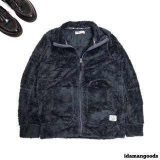 X'tyle sherpa zipper jacket black