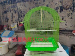 二手造型鳥籠(35/45*30*50公分) 自取