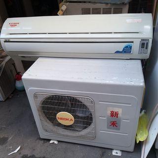 分離冷氣5.6kw
