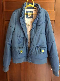 Alasha 寶藍外套