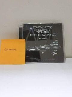 EXO DFTF Jewel Case CD