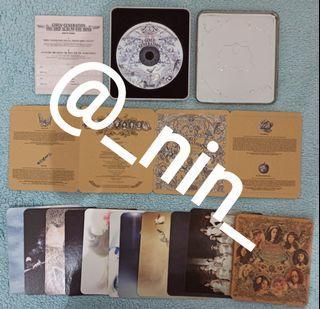 Girls' Generation / SNSD - The Boys (Album Only)