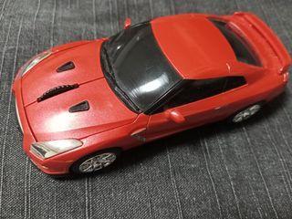 GTR 模型車 無線滑鼠