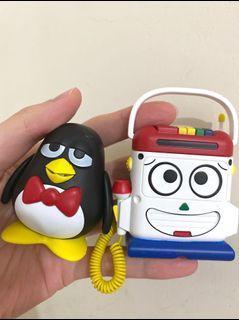 (兩隻$168)Herocross 迪士尼 反斗奇兵 變聲 吱吱 公仔 擺設 擺件 收藏 disney toy story pixar alien figure toys doll squeezy  mike voice changer