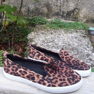 H&M Slip On leopard