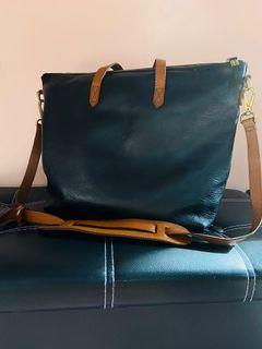 Madewell Pure Leather Satchel