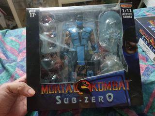 Mk3 sub zero storm collectibles