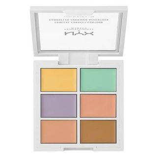 NYX COLOR CORRECTING PALETTE almost new