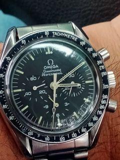 Omega moonwatch nasa cal 861 manual winding original