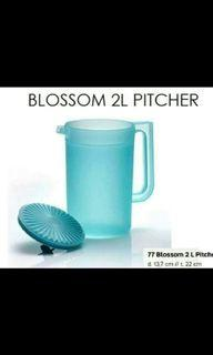 Pitcher blossom tosca 2L teko tupperware