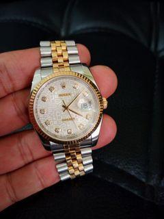 Rolex 116233 diamond full original