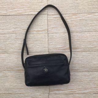 sling bag kulit polo