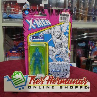 The Uncanny X-Men ICEMAN