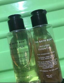 toner the bathbox (exfo & hydra)