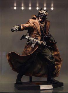 WTS hot toys knightmare batman (third party Coat)