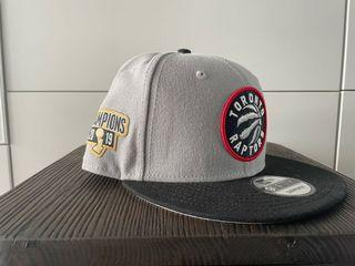 BN Raptors 2019 NBA Champion Baseball Hat