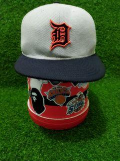 Detroit Baseball MLB New Era Fitted