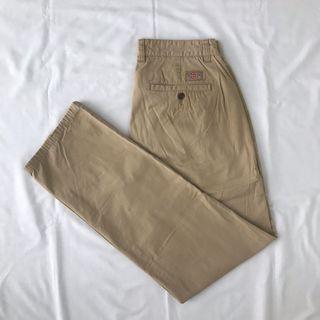 Dickies chino work pants khaki