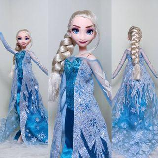 Disney frozen 2 elsa doll