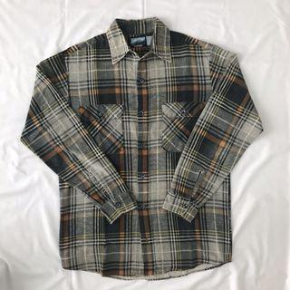 Flannel shirt Fieldmaster not uniqlo