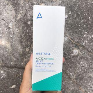 (FreeOngkir) Aestura A-Cica Relief Cream Essence 80ml
