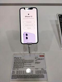 Iphone 12 bisa di cicil dp mulai 0% proses 3 menit