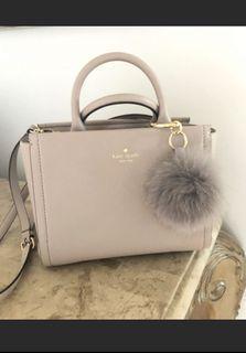 Leather Kate spade purse