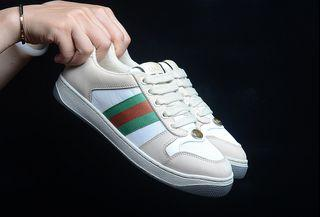 Made In Italy Gucci Screener Sneakers Men Size EUR40-44