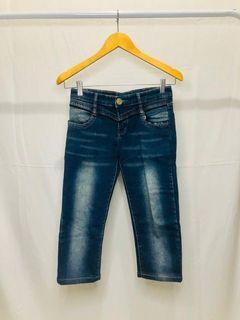 Midi jeans