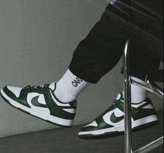 Nike dunk low 白綠 👟預購