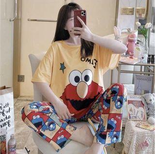 Pajamas Elmo #1