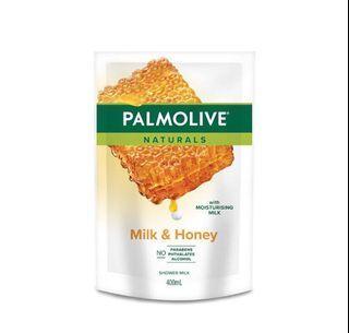 Palmolive Shower Gel (Sabun Mandi Palmolive)