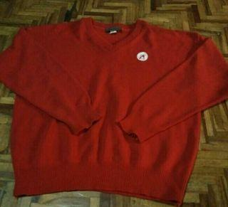red knits for men