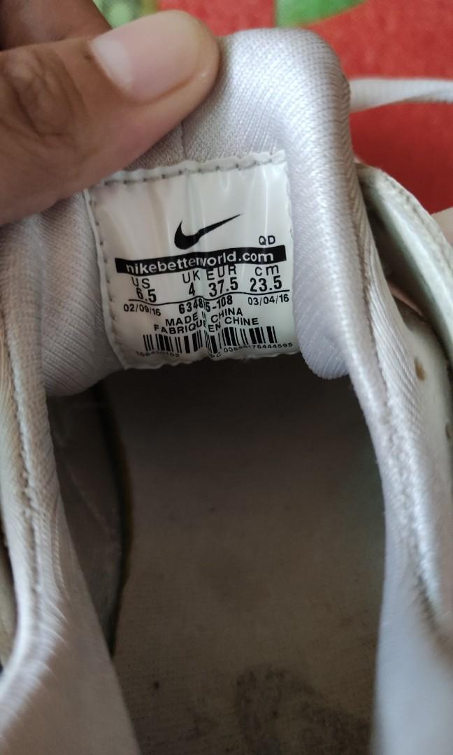 Vans old school & Nike huarache white