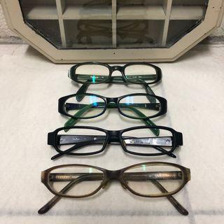 21世紀初流行款眼鏡系列