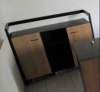工業風置物櫃