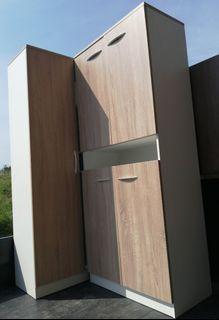 雙門置物櫥櫃