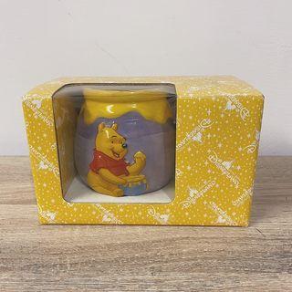 維尼 蜂蜜杯 蜂蜜罐 馬克杯 杯子 迪士尼 Disney 居家 生活 實用 水杯