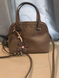 💯% Authentic Kate Spade ♠️ 2 way Bag 😍😍😍