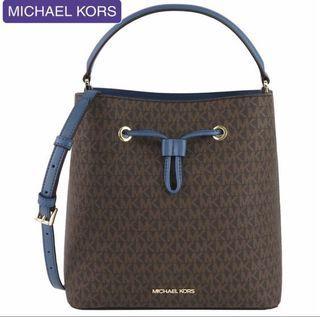 💯% Authentic Michael Kors Limited Ed. Bucket Bag 😍😍😍